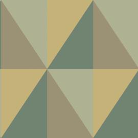 Cole & Son Geometric II behang Apex Grand 105/10044