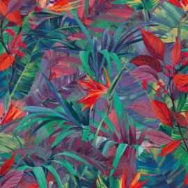 Dutch Wallcoverings Jungle Fever behang Paradise Flower JF2301