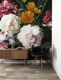 KEK Amsterdam Flora & Fauna behang Golden Age Flowers WP-222