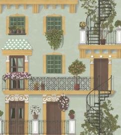 Cole & Son Seville behang Alfaro 117/4012