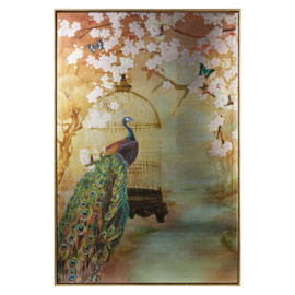 Arthouse Eastern Alchemy canvas Suki Peacock 004758
