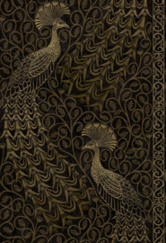 Cole & Son The Pearwood Collection behang Pavo Parade 116/8032