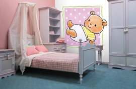 Sweet Collection by Monica Maas | Bear on Pink 5009A