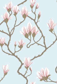 Cole & Son The Contemporary Collection behang Magnolia 72/3011
