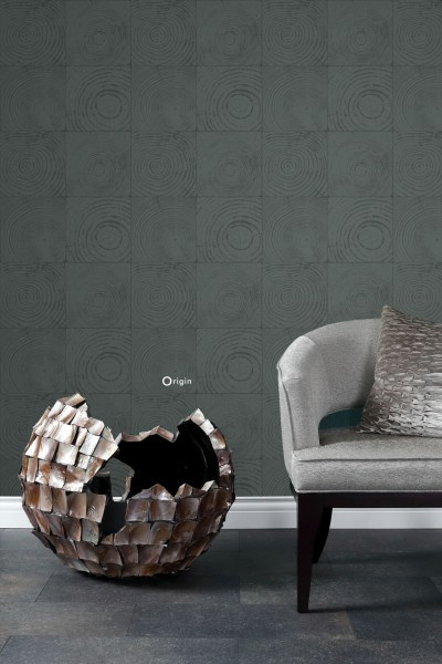 Origin Matières-Wood behang 347549