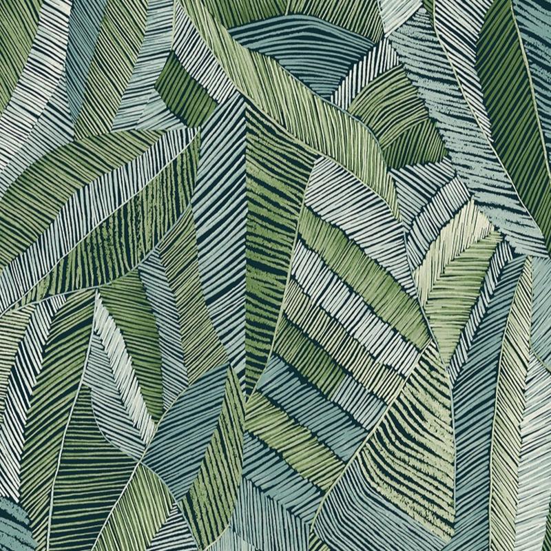 Arte Les Tricots behang Chintz Forest 73103