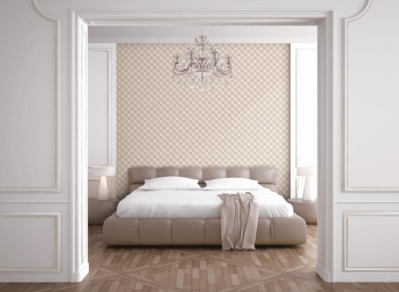 Dutch Fabric Touch behang Circle Geometric FT221222