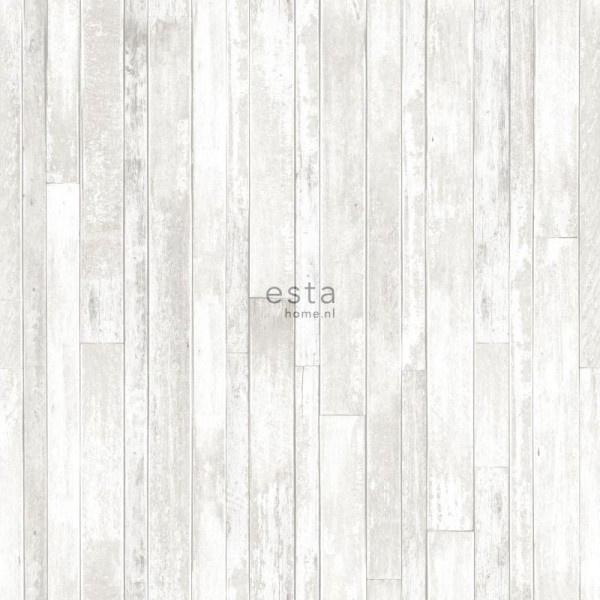 Esta Home Greenhouse Sloophout planken behang 128836