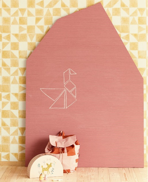 Eijffinger Mini Me behang Chalkboard 399021