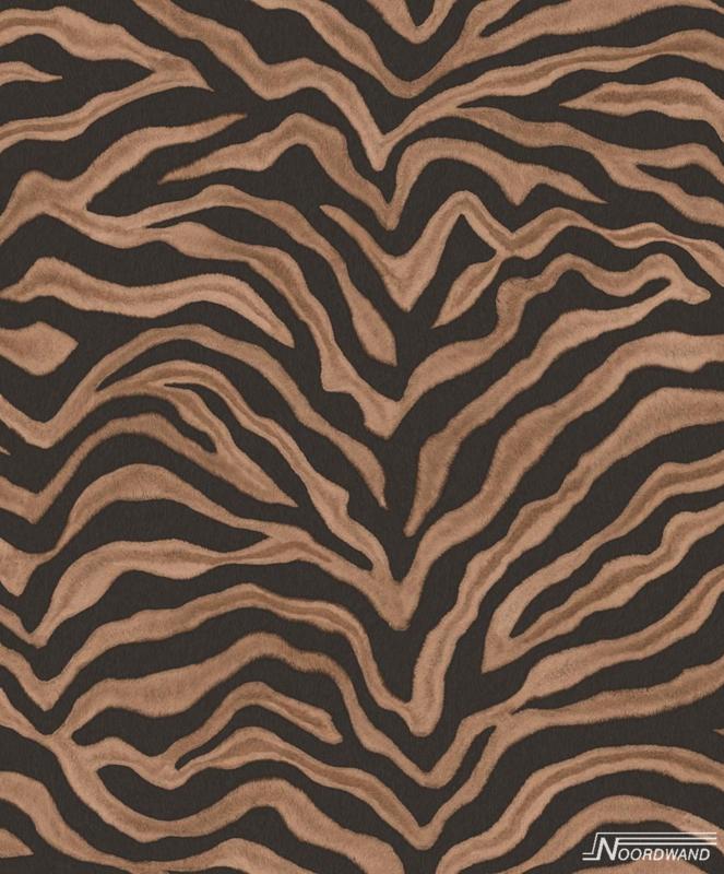 Noordwand Natural FX behang G67490 Zebra