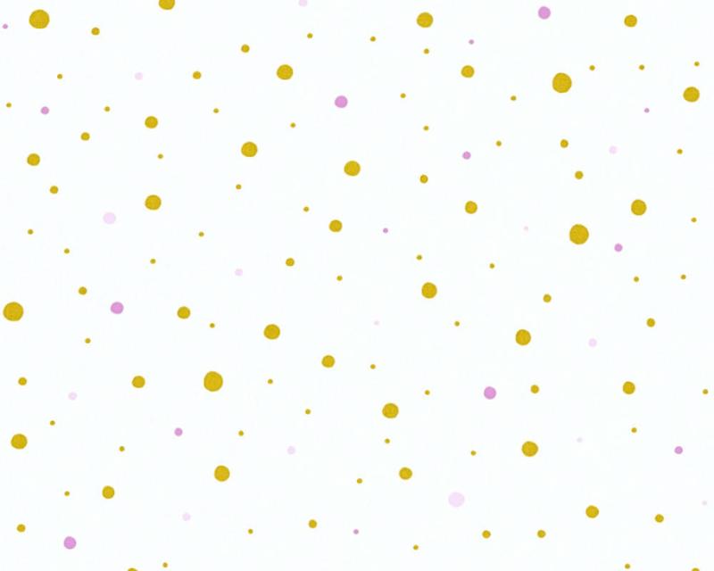 AS Creation Little Stars Stippen behang 35839-2