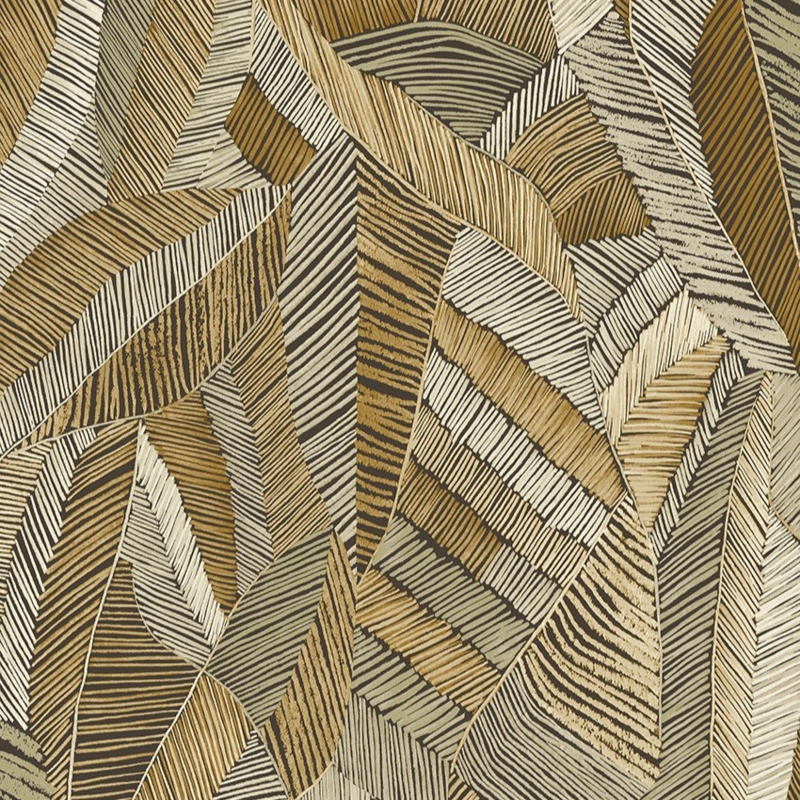 Arte Les Tricots behang Chintz Honey 73102