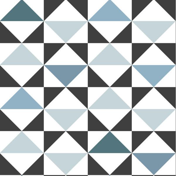 Esta Home Scandi Cool behang Grafische Driehoeken 139097