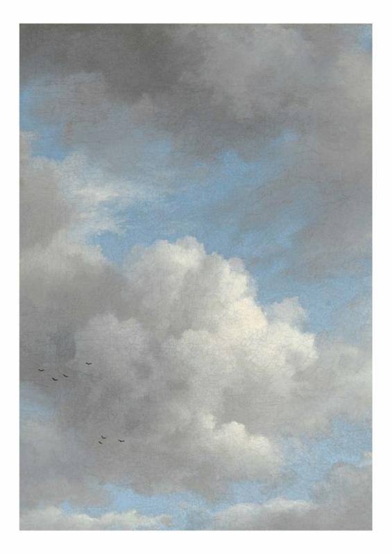 KEK Amsterdam Landscapes & Marble behang Golden Age Clouds WP-392
