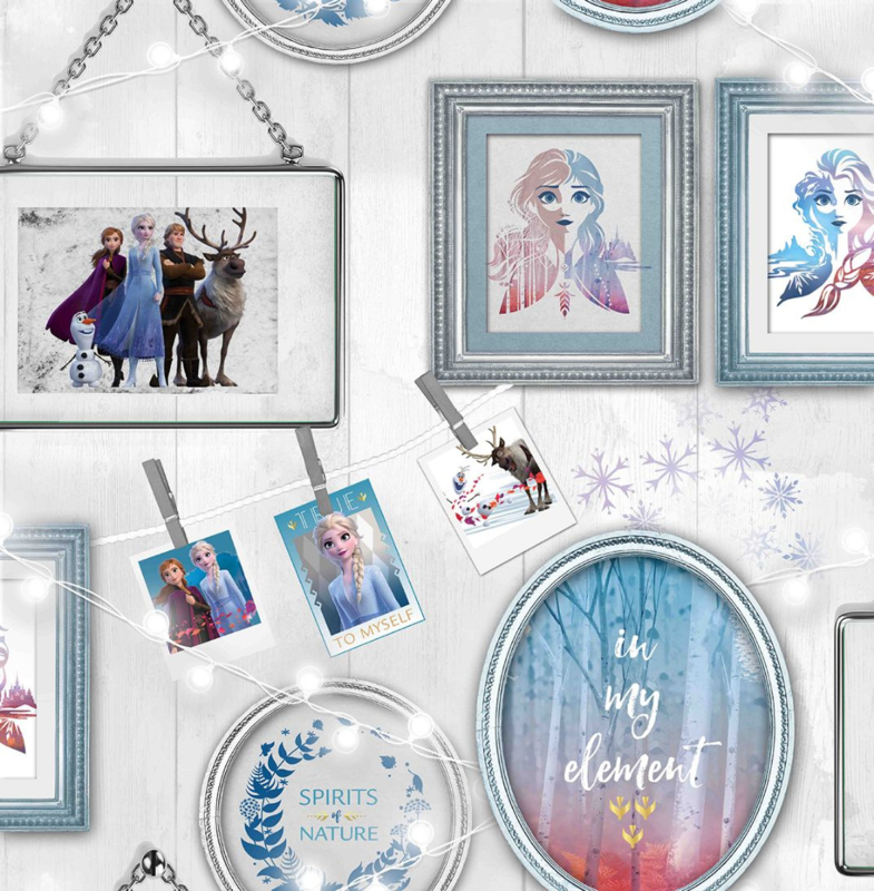 Noordwand Kids@Home Inidvidual behang Frozen Frames 108239