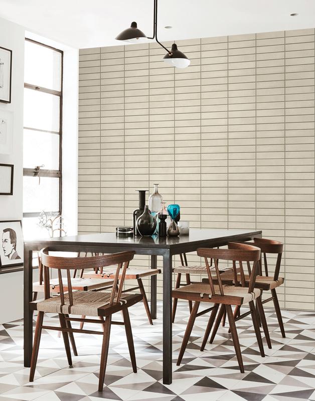 Dutch Restored Modern Brick behang 24024