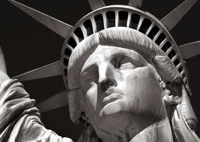 No Limits Fotobehang Statue of Liberty 30312
