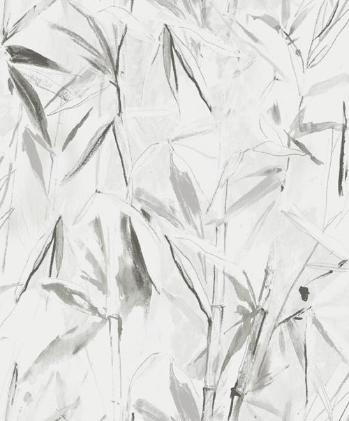 Khrôma Helium behang Carrizo Silver IUM106