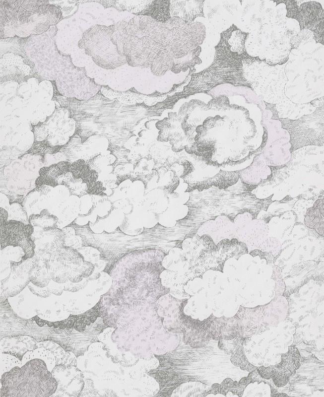 BN #Smalltalk Wolken behang 219263