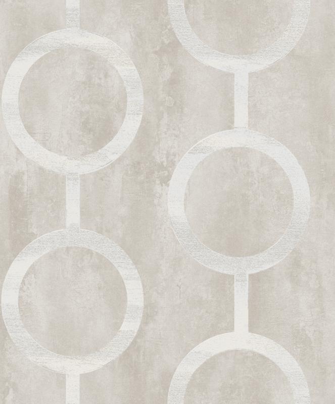 Khrôma Prisma behang Contemporary Dove PRI201
