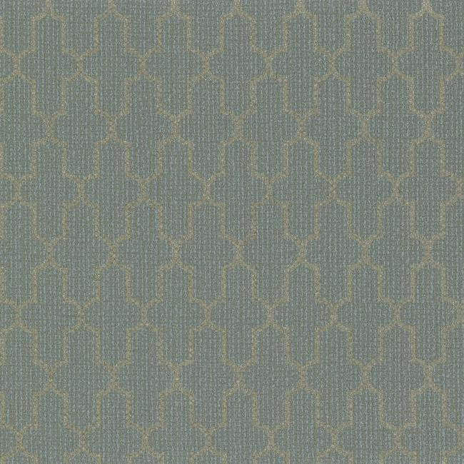 York Wallcoverings Color Library II behang CL1829 Frame Geometric