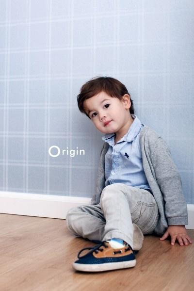 Origin Upstairs Downstairs behang 346821