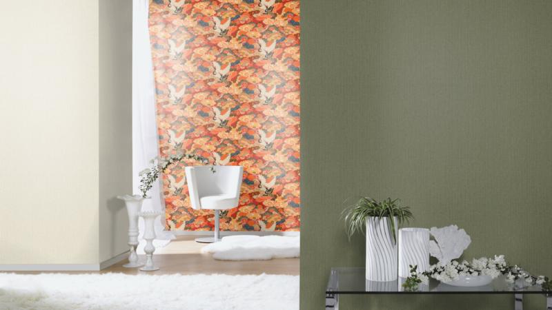 Rasch Kimono behang 407921