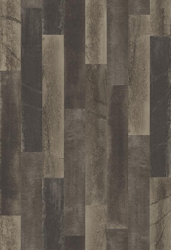 Dutch Restored Antique Floorboards behang 24048