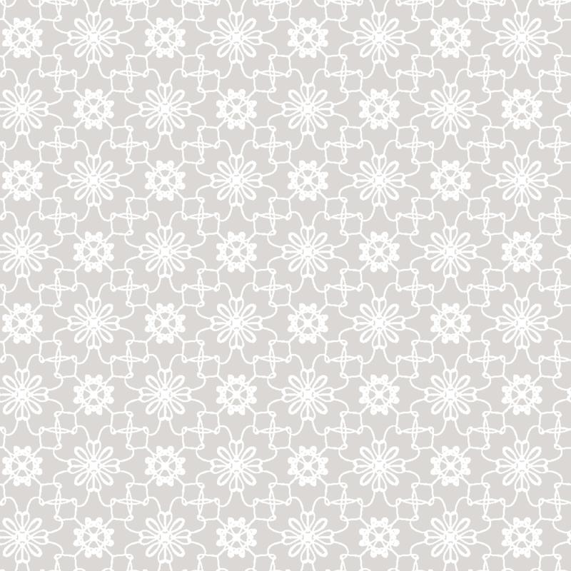 Behang Expresse Puck & Rose behang Grafische bloemen 27128