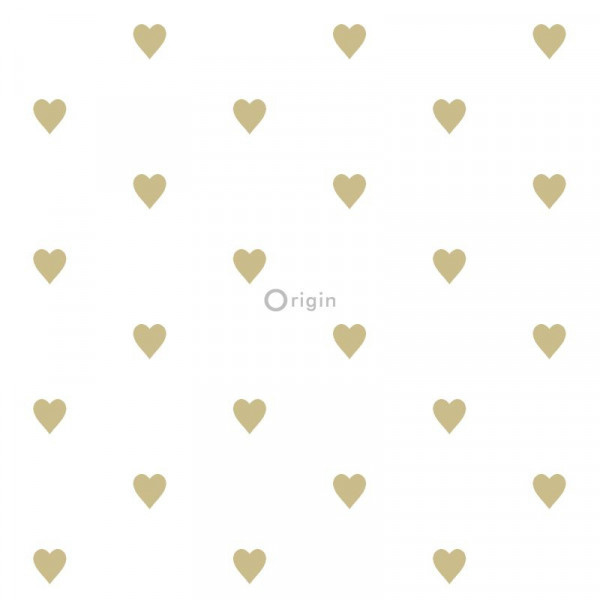 Origin Precious behang Hartjes 347679