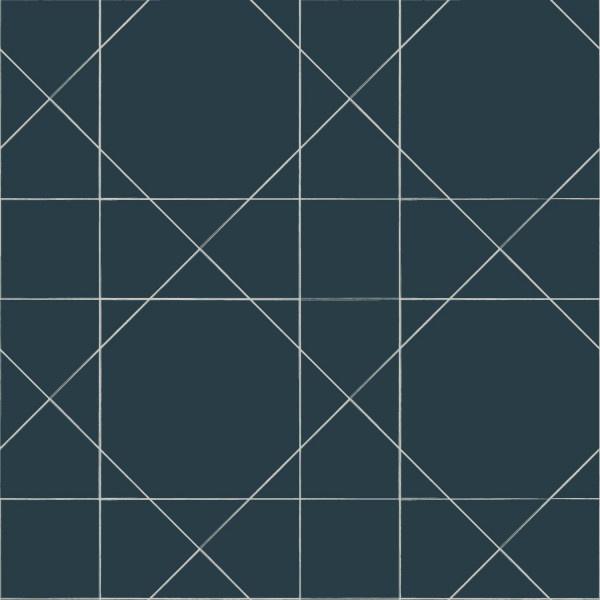 Esta Home Scandi Cool behang Grafische Lijnen 139093
