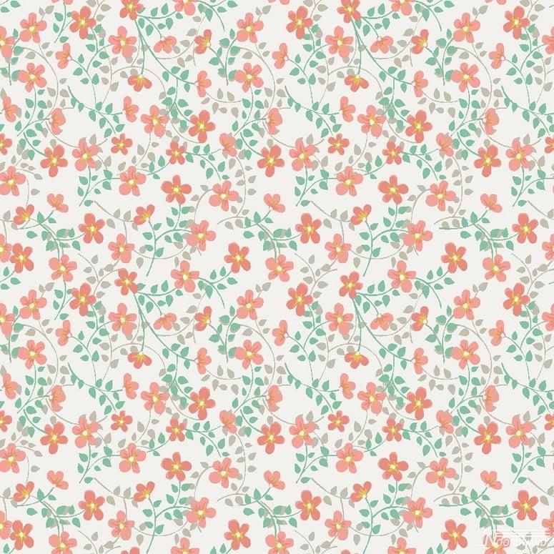 Cozz Smile behang 61163-04 Little Floral