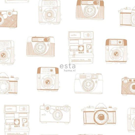Esta Home #FAB Polaroid camera's behang 138842