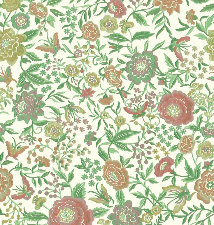 Hookedonwalls Missoni Home Oriental Garden behang 10010