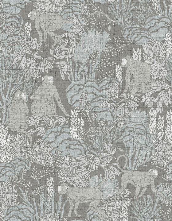 Arte Curiosa behang Langur 13531