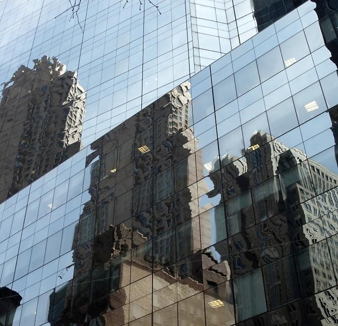 No Limits Fotobehang Reflections 30325