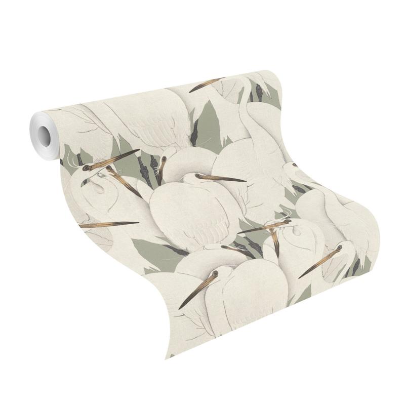 Rasch Kimono behang Winged Eye-catcher 409543
