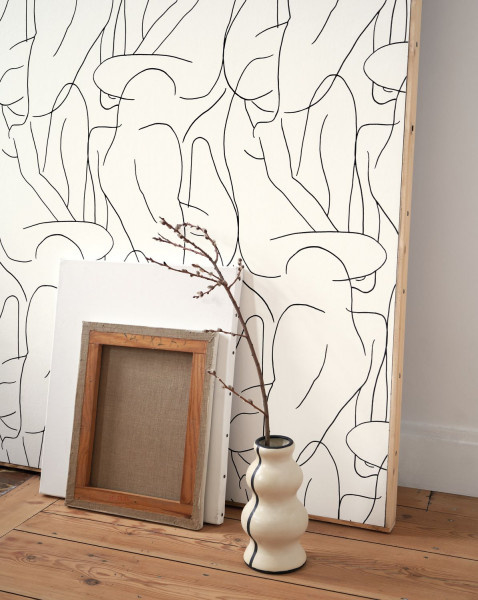 Casadeco Gallery behang Academie GLRY 86100522
