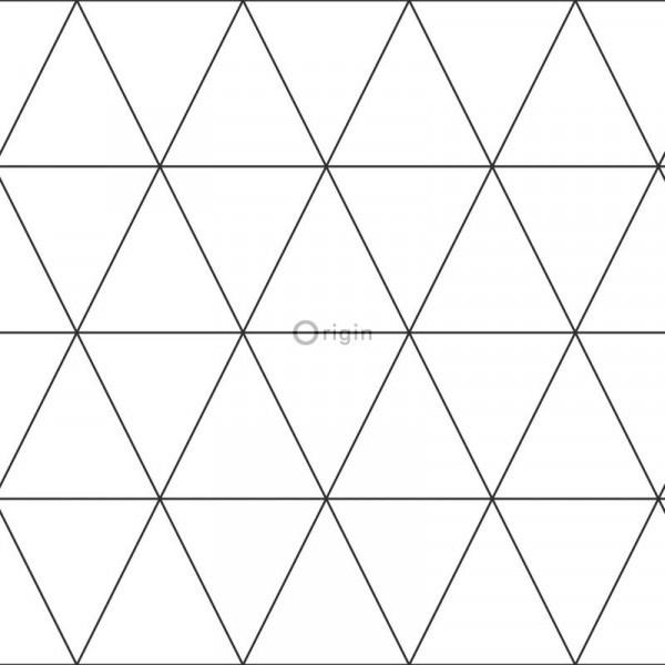 Origin Precious behang Grafische Driehoeken 347683
