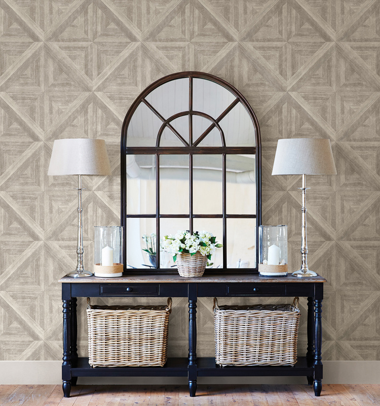 Dutch Restored Carriage House behang 24019