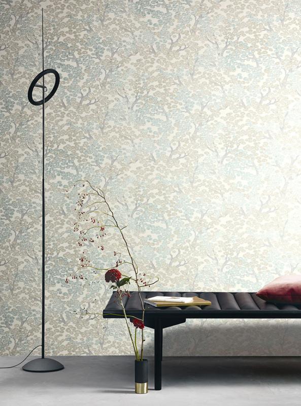 Khrôma Kimono behang Yuka Dew KIM804
