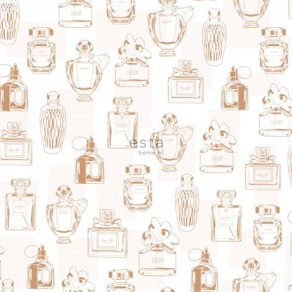 Esta Home #FAB Parfum flesjes behang 138853