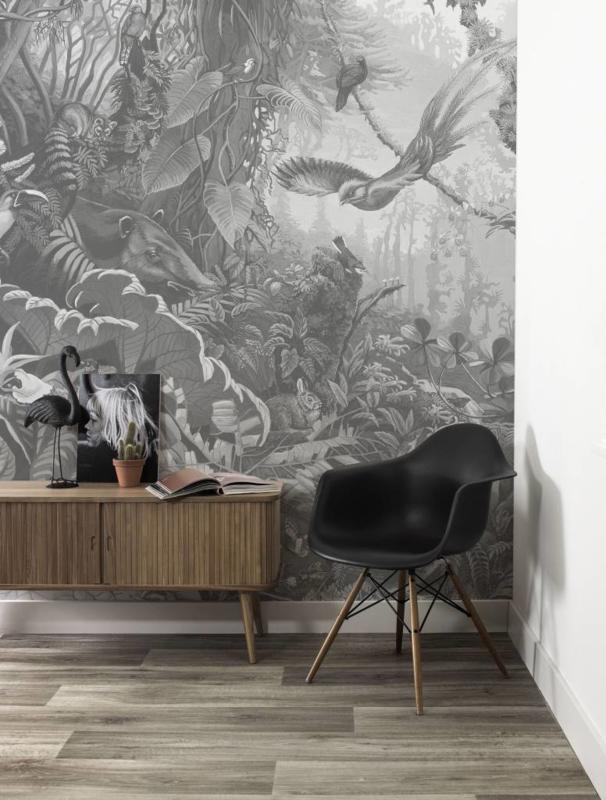 KEK Amsterdam Landscapes & Marble behang Tropical Landscapes WP-604
