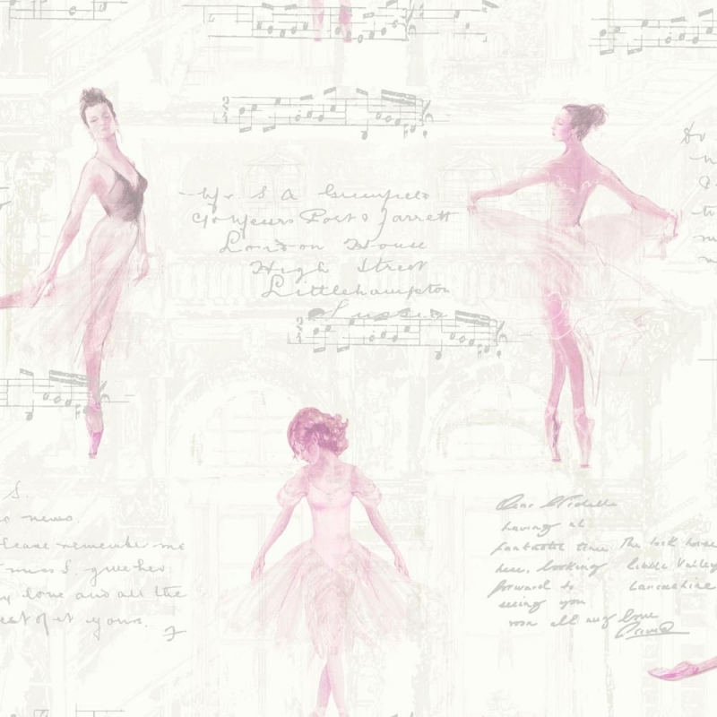 Arthouse Imagine Fun Pirouette behang 668200