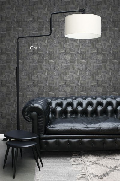 Origin Matières-Wood behang 347520