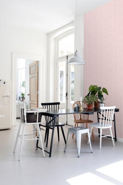 Esta Home Scandi Cool behang Grafische Lijnen 139091