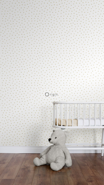 Origin Precious behang Polka Dots 347673