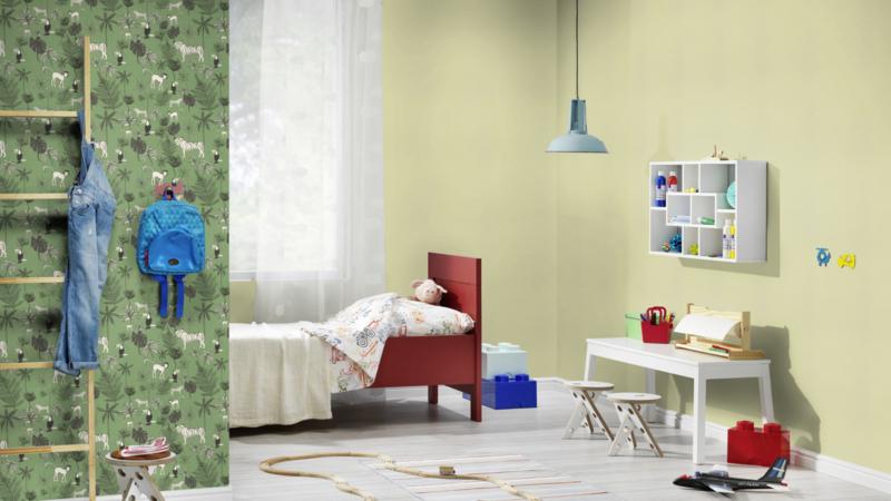 Rasch Bambino XVIII by studio Claas behang Jungle 531817