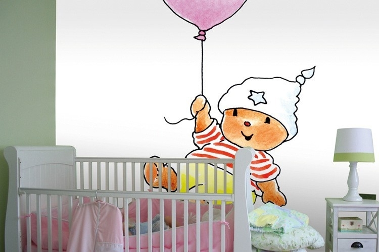 Sweet Collection by Monica Maas | Bobbi with a Pink Balloon 5021A