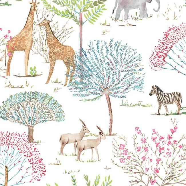 York Wallcoverings A Perfect World behang KI 0542 On The Savanna